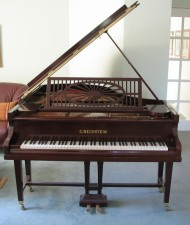 Bechstein pianos are beautiful German pianos